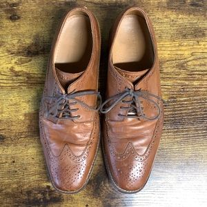 Cole Haan grand os oxford wingtip leather size 11